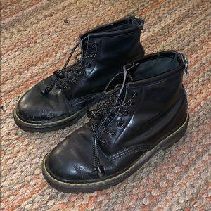 Made in England - 80's vintage dr martens